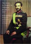 Livre Haile Selassie I «Ma vie et les progrès de l'Ethiopie de 1892 à 1937»