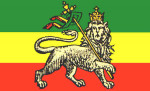 Drapeau Lion Rastafari 150 x 90