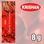 Encens Krishan Pomme Cannelle 8G