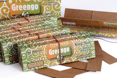 Feuilles à rouler Greengo + Tips