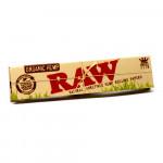 Feuilles à rouler RAW Organic