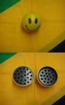 Grinder Smiley Jaune