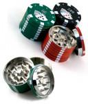 Grinder Polinator Vegas Poker 40mm Vert