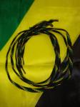 Lacets Noir-Jamaïque