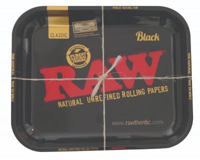 Plateau RAW Black (Grand Format)