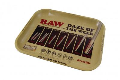 Plateau RAW Daze Of The Week (Grand Format)