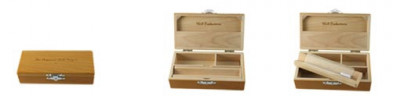Spliff Box Wolf Production Deluxe Taille S