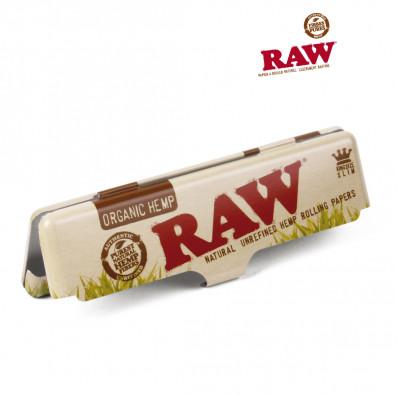 Etui RAW Organic Feuilles Slim
