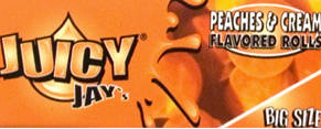 Juicy Jay's Roll Abricot