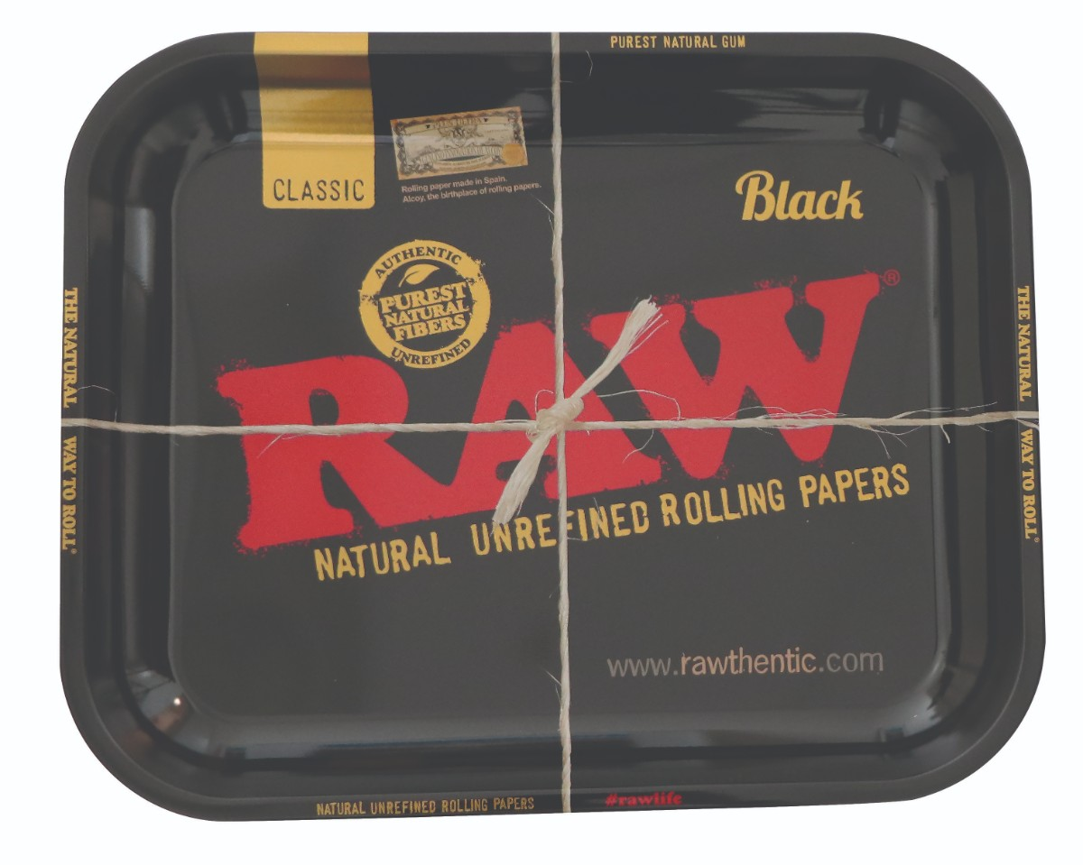 PLATEAU RAW BLACK