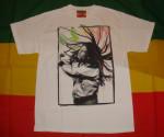 Bob Marley Dreads Blanc