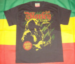 Bob Marley Live in London 1977 Noir