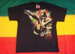 T-shirt Bob Marley Natural Mystic Zion