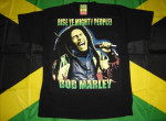 Bob Marley Rise ye Mighty People
