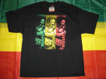 T-shirt Bob Marley Roots Rock Reggae