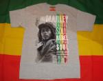 Bob Marley Soul Rebel Gris