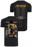 T-shirt Bob Marley Kaya Live Tour