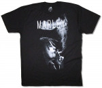 T-shirt Bob Marley Smoke