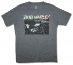 T-shirt Bob Marley & The Wailers Live in Concert