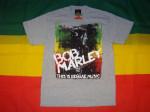Bob Marley This Is Reggae Music Gris