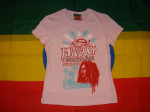 Bob Marley Trenchtown Rock Rose Femme