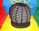 Bonnet Noir/Gris Taille S/M