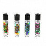 Briquet Clipper Splatter Leaf X 4