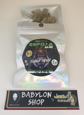 Gorilla Glue (CBD -0,2% THC - Indoor)