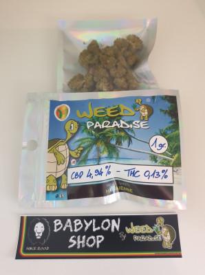 Hawaïenne (CBD -0,2% THC - Indoor)