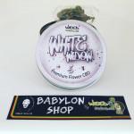 White Widow (CBD -0,2% THC - Indoor - Etui Métal)