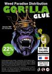 CBD Résine 22% Full Spectre Gorilla Glue