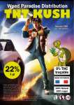 CBD Résine 22% Full Spectre TNT Kush