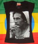 Bob Marley Pray # 145 Femme Noir