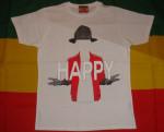 Happy # 247 Blanc