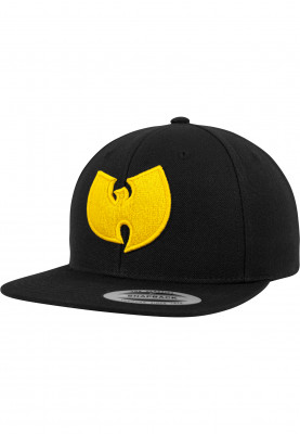 Casquette Snapback Wu-Tang Clan Logo Brodé