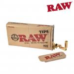 Boîte Métal Filtres RAW Pré-roulés X 100