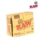 Feuilles à rouler RAW Rolls + Tips Préroulés