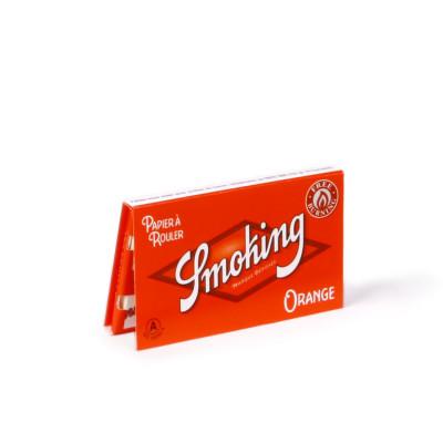 Feuilles à rouler Smoking Orange Regular