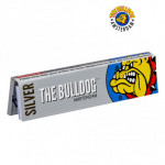 Feuilles à rouler The Bulldog Amsterdam Silver + Tips
