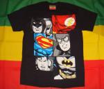 Justice League Noir