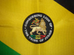 Patch Brodé Conquering Lion of The Tribe of Judah