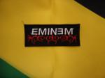 Patch Brodé Eminem Tribal