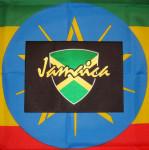 Patch Brodé Jamaïca 29 x 20