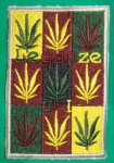 Patch Brodé Legalize It