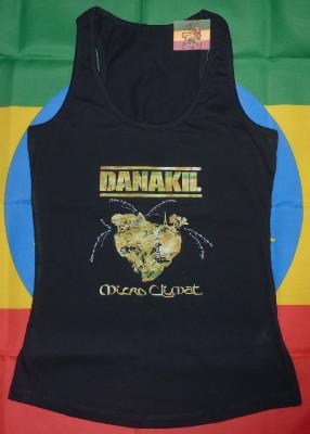 Danakil Micro Climat Débardeur Femme