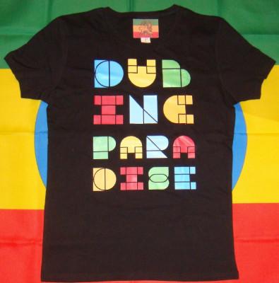 T-shirt Femme Dub Inc Paradise