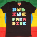 T-shirt Femme Dub Inc Paradise (Déstockage)