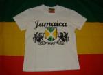 Jamaïca Dragon Blanc Femme