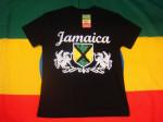 Jamaïca Dragon Noir Femme