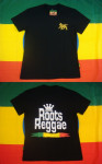 Lion Roots Reggae Noir Femme